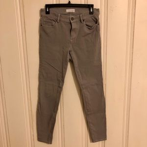 Loft - Jean Legging - Grey - 4/27